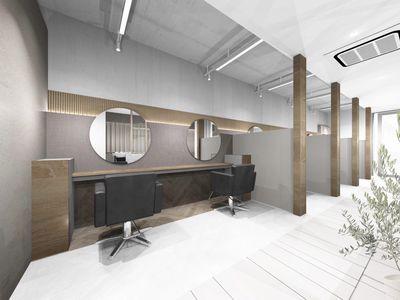 半個室美容室 roan 福津店