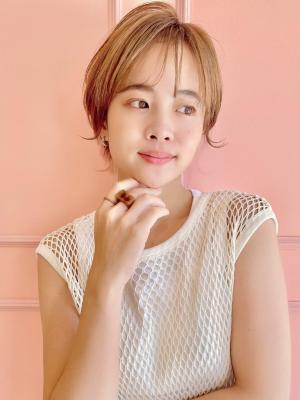 20代30代 オトナ女子 ショートボブ 髪質改善 美髪