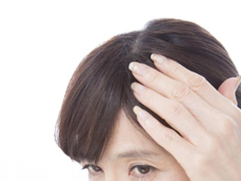 今日から出来る抜け毛予防ならコレ!女性向けケア4大ポイント