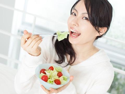 食生活の改善で抜け毛を予防する
