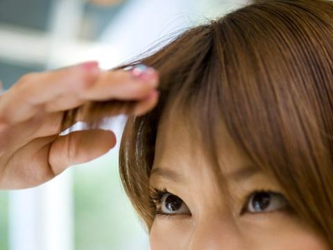 前髪カットを上手にするポイント