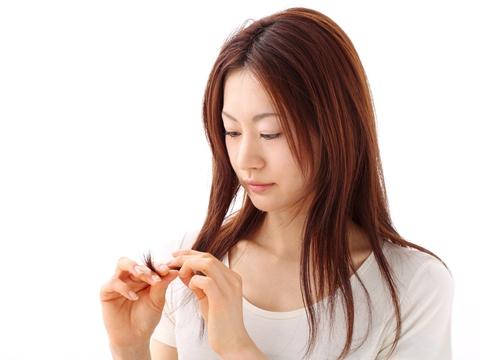 枝毛を切る時のワンポイントアドバイス