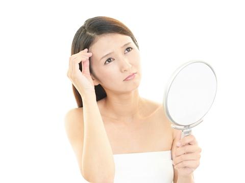 脱毛症の種類とその原因
