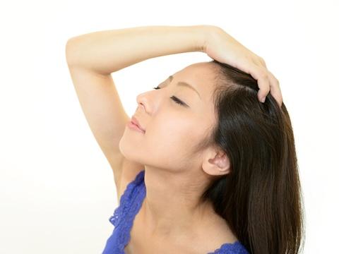 頭皮が硬いとハゲる?頭皮を柔らかくする方法