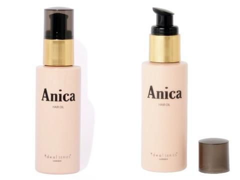 ボタニカル成分たっぷりのヘアオイル「Anica」でサラツヤ髪に