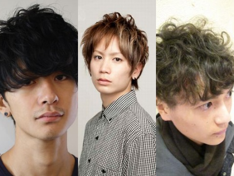 2014冬必見♪男性・メンズのモテ前髪スタイル・ランキングBEST3☆
