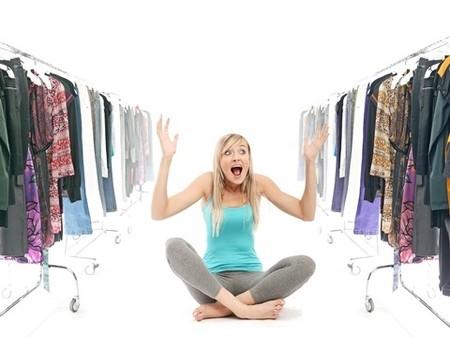 気温差のある季節の服を上手に選ぶ方法