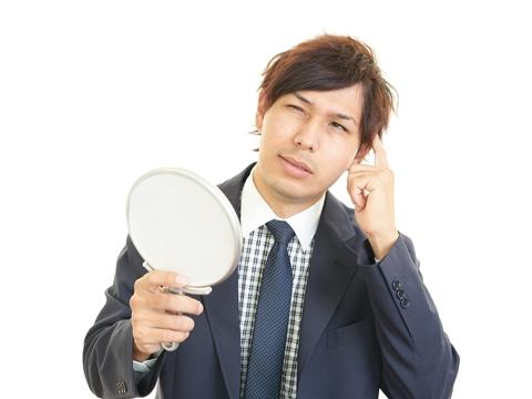 おでこが広いのが悩み!男性のコンプレックスを解消するヘアスタイルとは?