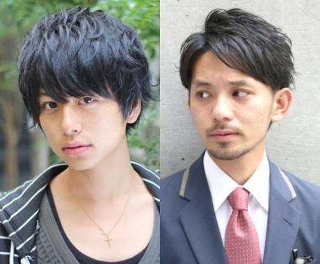 【メンズ】人気サロンmazele hairが提案する黒髪スタイル☆
