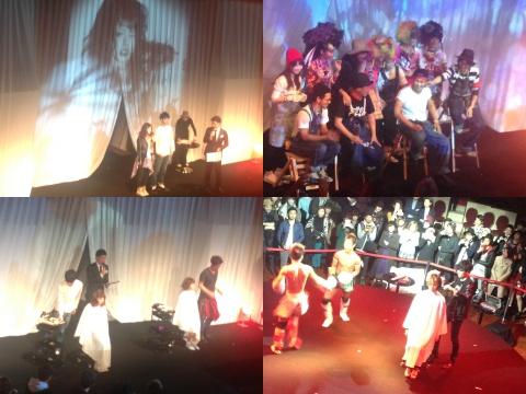 TOKYO BLEND x SMAJ 2014決勝ステージ!取材レポ
