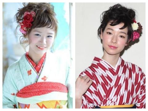 【2015年】成人式・卒業式にしたいガーリーな和装アレンジ☆