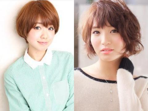 圧倒的人気☆篠田麻里子さん風ショートヘア♪