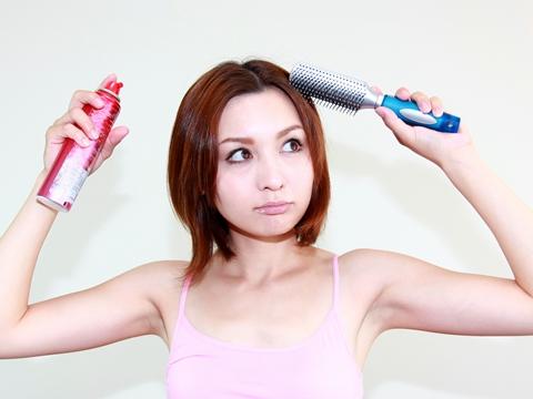 美容師が教える!ななめ前髪をうまくキープする方法