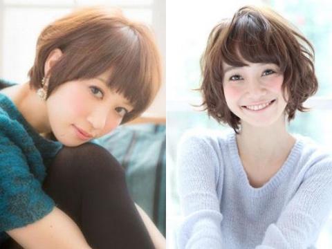 【2015】オススメ!ひし形シルエットで小顔スタイル☆