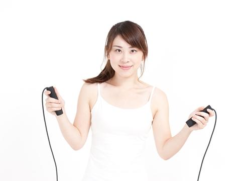 縄跳びダイエットで効果的に痩せるコツ