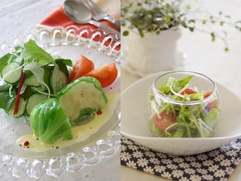 貧血を予防!鉄分たっぷりの簡単・見た目もお洒落なサラダレシピ