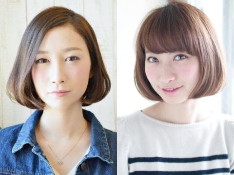 【2015春夏】40代からの若見えボブスタイル