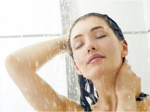 水シャワーの正しい健康法