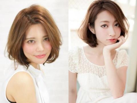 30~40代の若見え髪型BEST5~ボブ~