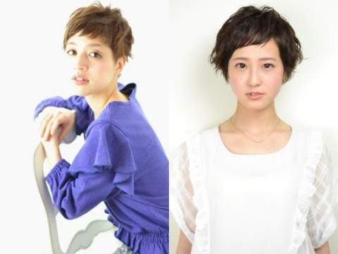 【2015夏】今年流行するオススメショートヘアはコレ!