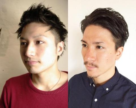 2015年にしたいメンズ髪型☆清潔感あふれるソフトモヒカン