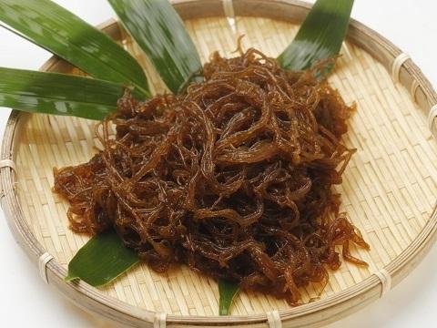 食べ物で白髪予防!?海藻の何が白髪予防に効くの?