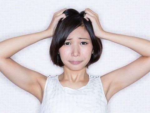 薄毛で悩む20~30代女性が激増!?その原因と対策