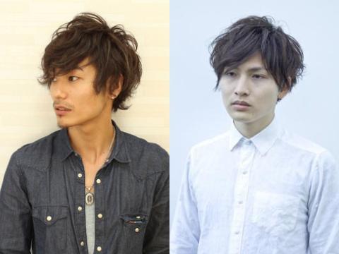 【メンズ髪型】今年のモテヘア☆無造作パーマのニュアンスヘア