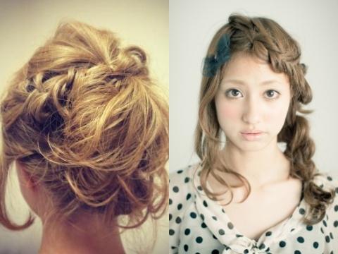 【2015秋】ボヘミアンファッションにピッタリのヘアアレンジ