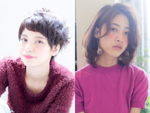 2015トレンド☆マルサラカラー×ショートボブでイメチェン