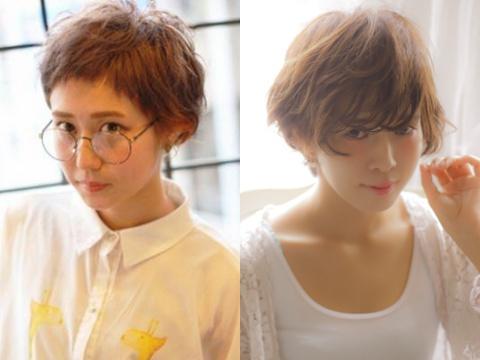 【2015年冬】ふんわり甘めのショートヘアで冬支度を♪